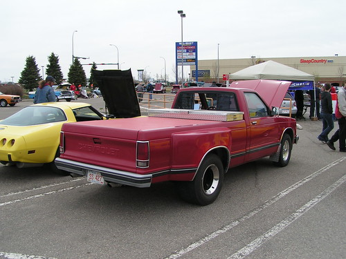 Chevrolet S10 Chevrolet S10 With A 427 V8 Love The