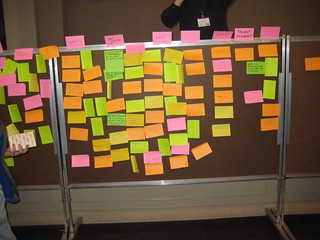Prime hi-tech project manager organizing tool, the post-it. It works. | by Geodog