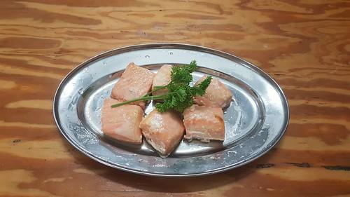 Salmon with Orenge
