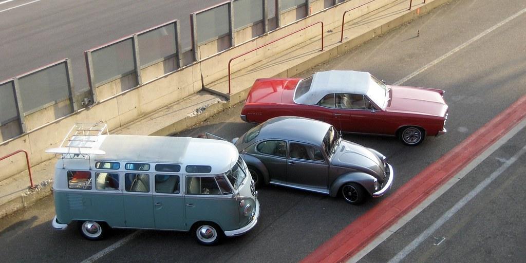vw type 2 t1 camper van vw beetle pontiac le mans conv flickr. Black Bedroom Furniture Sets. Home Design Ideas