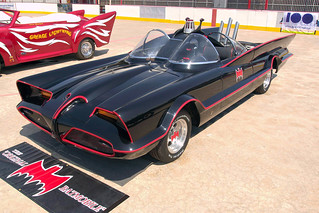 Bat Mobile | by Ford Motor Company