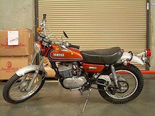 Yamaha 360 enduro westromviking52 flickr for Yamaha 360 enduro