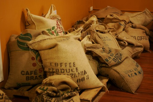 Sacks of Coffee | by DeaPeaJay