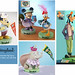 Disneyland 50th Anniversary Big Figure Series
