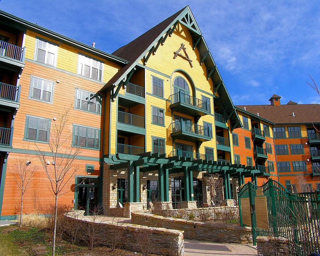 the appalachian hotel, mountain creek ski resort, vernon, … | flickr