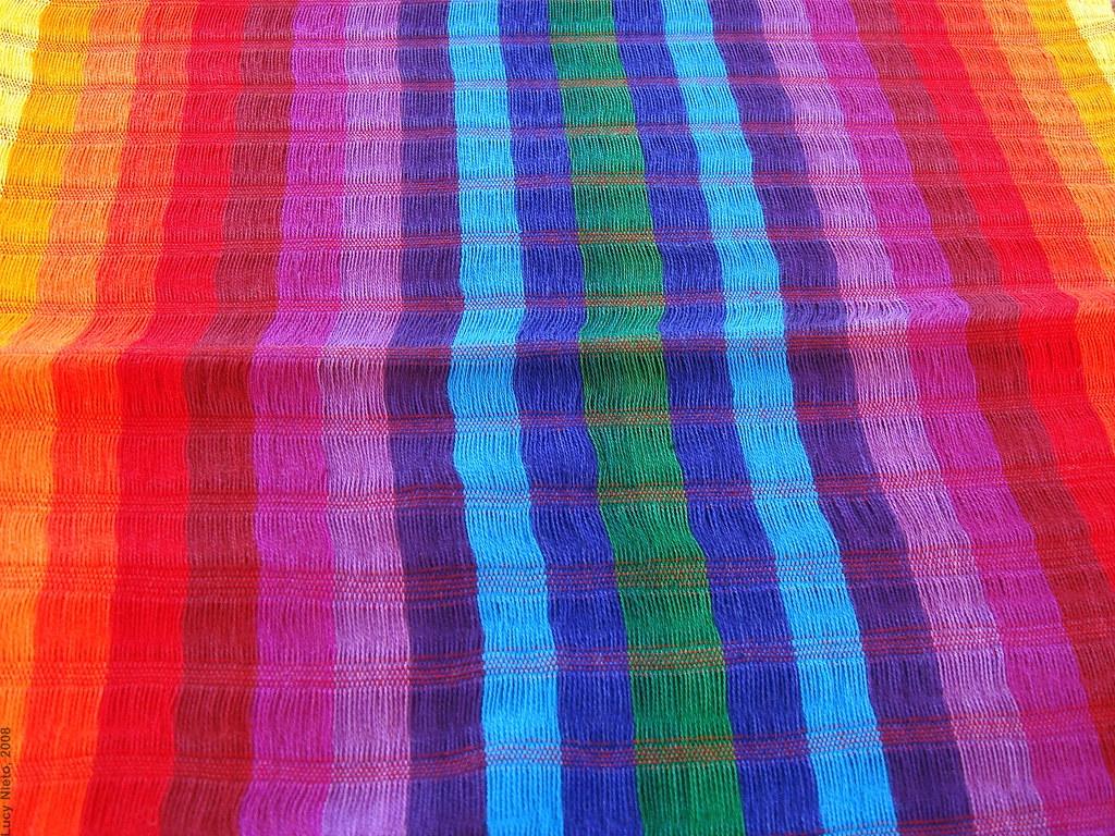 Telas de colores sma guanajuato m xico 2008 1459 flickr for Telas para visillos de salon