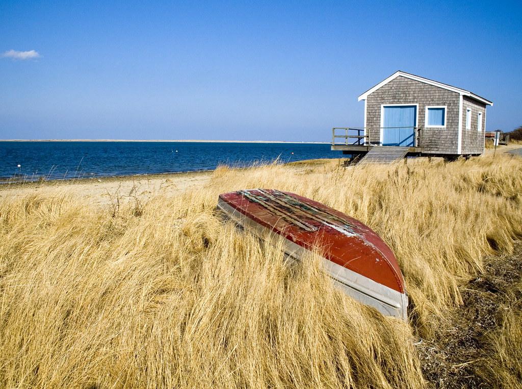 Cape Cod Boat House Chatham Ma 169 Christopher Seufert