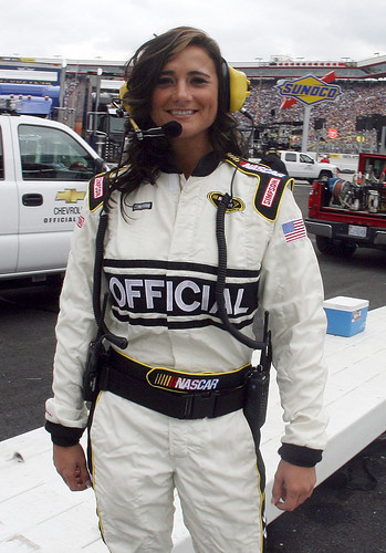 In Memory of NASCAR Sprint Cup Series Official Brienne Dav… | Flickr Amy Adams