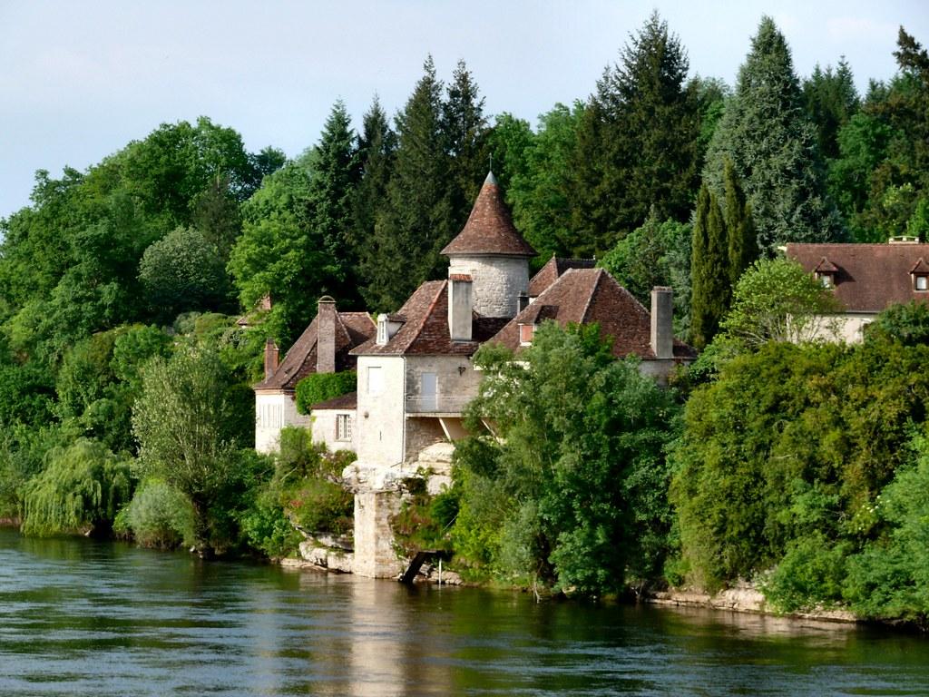 Camping Chateau De L Hom Saumane