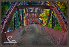 The Bridge (HDR) | by Gavin Seim