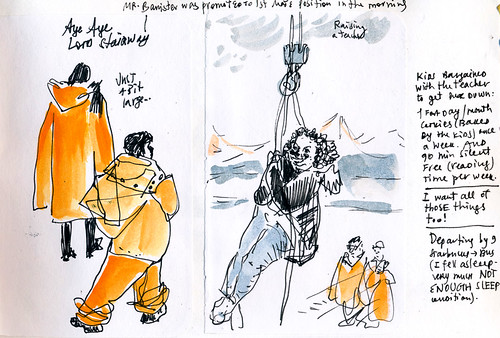 Sketchbook #102: Field Trip