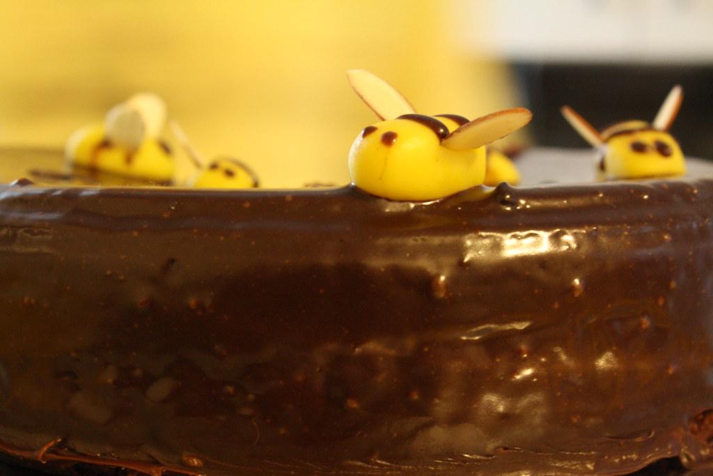 Honey Bee Cake Recipe Nigella