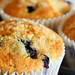 Blueberry and lemon muffins 1993 R