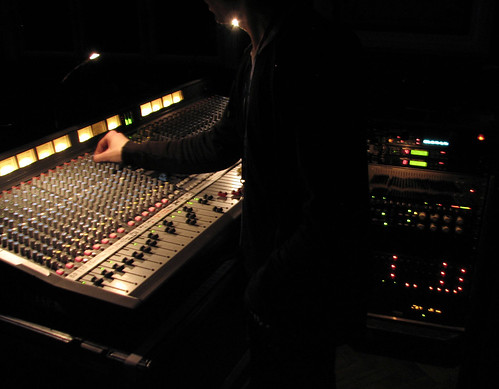 Sound desk | by Roo Reynolds