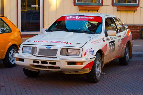 Ford Sierra Rally Car