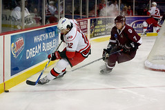 River Rats vs. Hershey Bears | by Mountain Visions