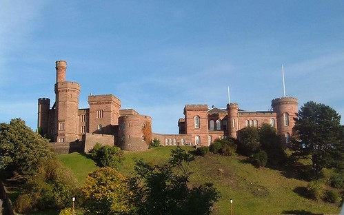 Inverness Castle  Scotland | by conner395