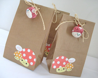 Lucky Parcel - Bags - | by Warm 'n Fuzzy
