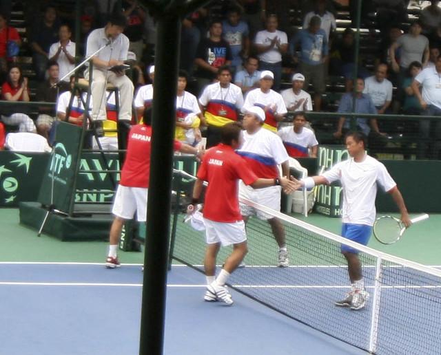 Takao Suzuki Vs Federer