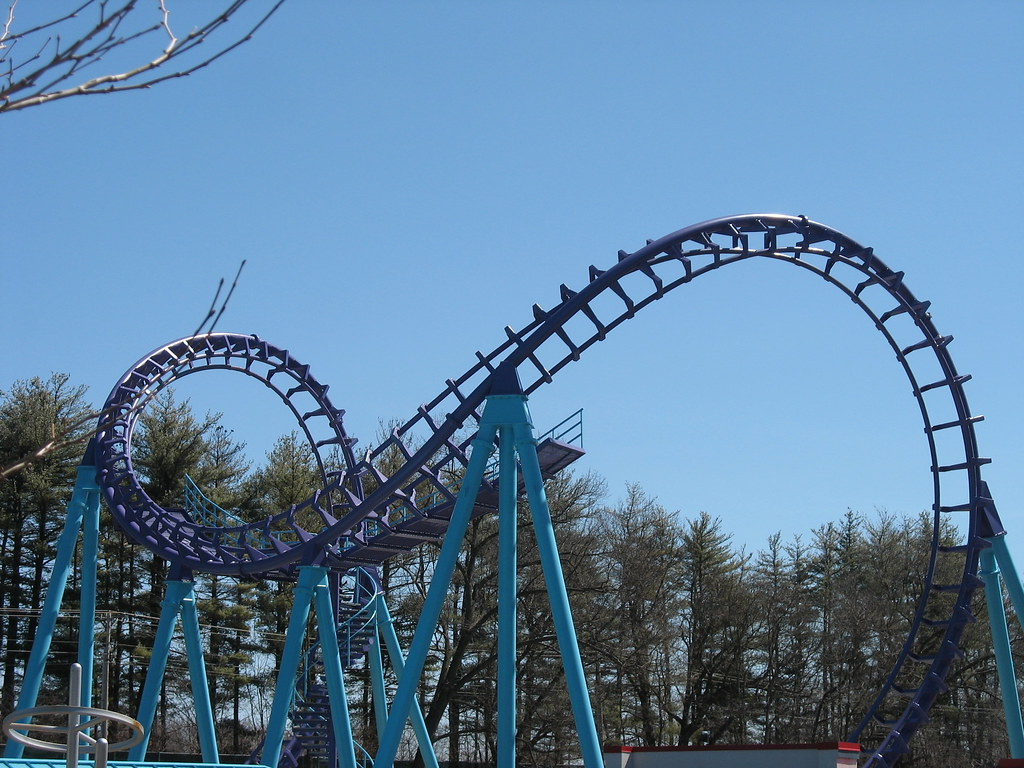 zoomerang at lake compounce cobra roll freddie ross