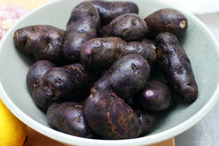 purple majesty potatoes | by smitten kitchen
