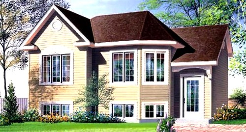 contoh gambar rumah tumbuh kumpulan gambar rumah tumbuh