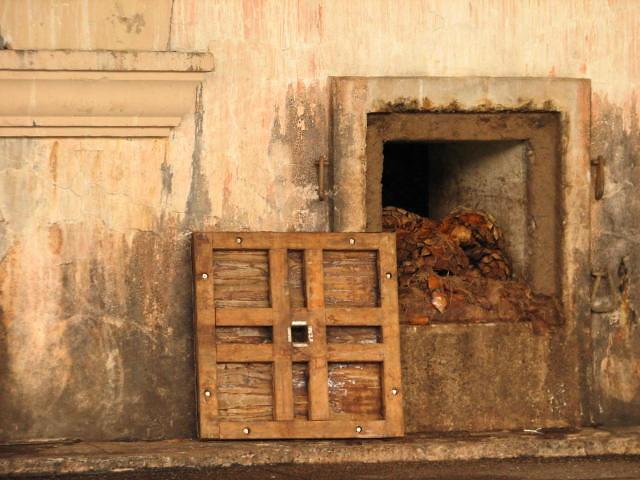 Horno para agave horno de mamposter a para cocer el - El horno de yeles ...