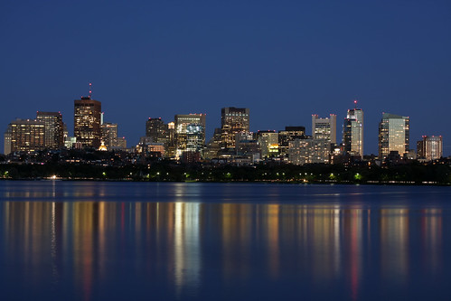 Skyline Boston | by ReneS
