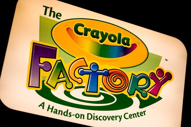 Crayola Factory Jobs