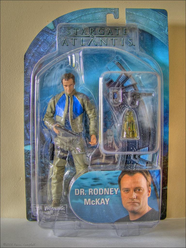 Stargate Atlantis Dr Mckay Cats Vs Dogs