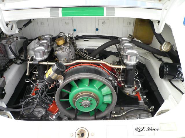 Motor Del Porsche 911 Carrera Rs 3 0 Motor Del Porsche
