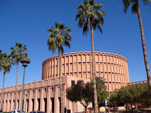 Music Building, Arizona State University | by kevin dooley
