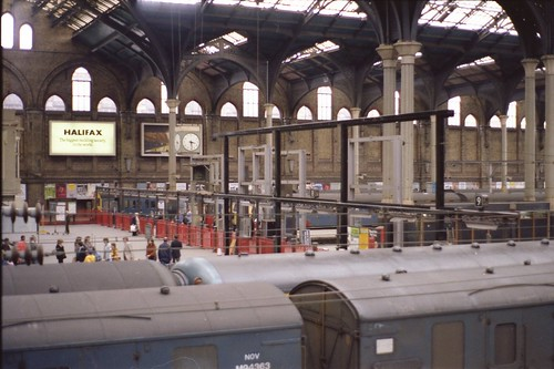 Liverpool St station in the 1980's | by Tim@SW2008