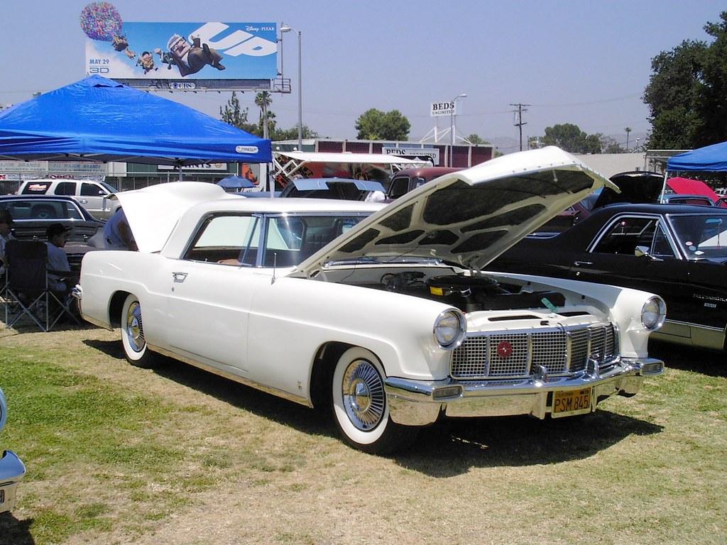 1954 Lincoln Continental Mk Ii Steve Sexton Flickr
