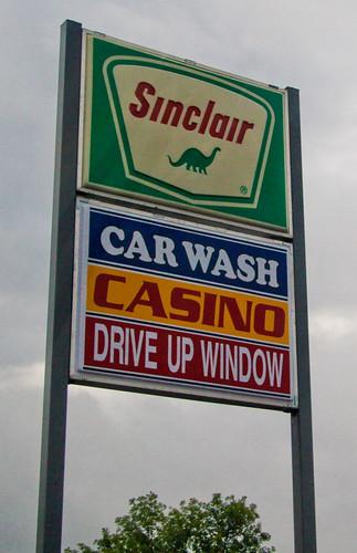 new casino car wash