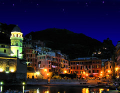 Vernazza by night | by B℮n