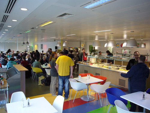 Google cafeteria | by clagnut