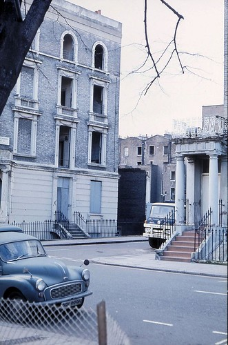 Feb 1974: corner of & St Stephen's Gardens & Shreswbury Rd, Westbourne Park | by JB photographer