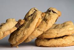 Chocolate Chunk Peanut Cookies