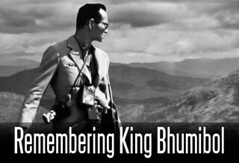 Remembering King Bhumibol
