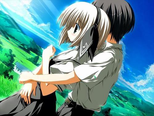cute anime couple 7
