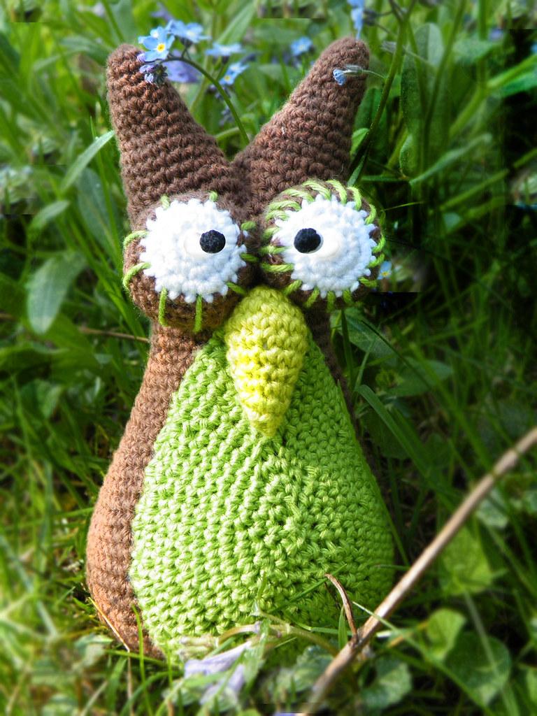 eule amigurumi owl h keln crocheted pattern flickr. Black Bedroom Furniture Sets. Home Design Ideas