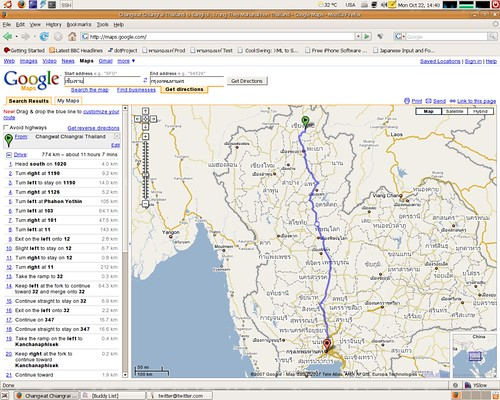 How Google Maps Calculate Travel Time