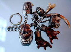 Chain of Austrian Hunting Charms - Fangs, Hooves and Horn | by Curious Expeditions
