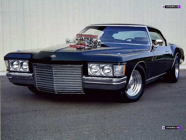 My next car 73 buick riviera sweet american muscle flickr - Old american cars wallpapers ...