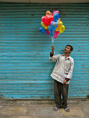 Balloon Wallah | by Meanest Indian