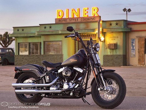 H-D® Cross Bones™ Model | by MissionPhotography