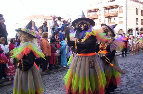 Puerto de la Cruz carnival