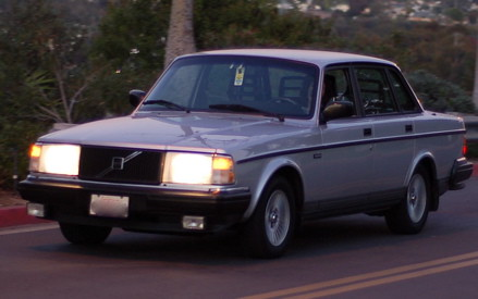 1992 Volvo 240 My Dream Car Picked Up During A Trip To