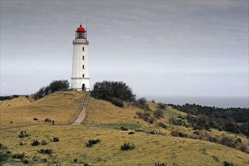 Leuchtturm auf Hiddensee / Hiddensee Lighthouse | by dаrii